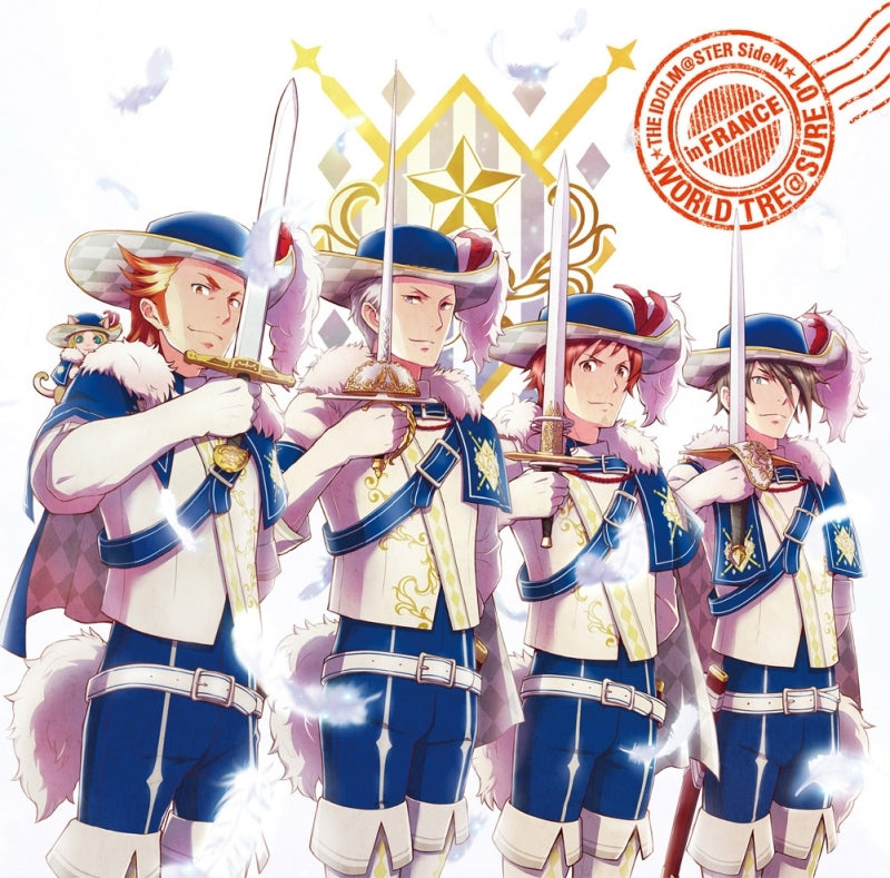 (Character Song) THE IDOLM@STER SideM WORLD TRE@SURE 01