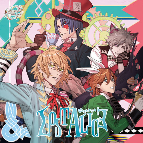 (Drama CD) Uta no Prince-sama Shining Masterpiece Show - Lost Alice [Regular Edition]
