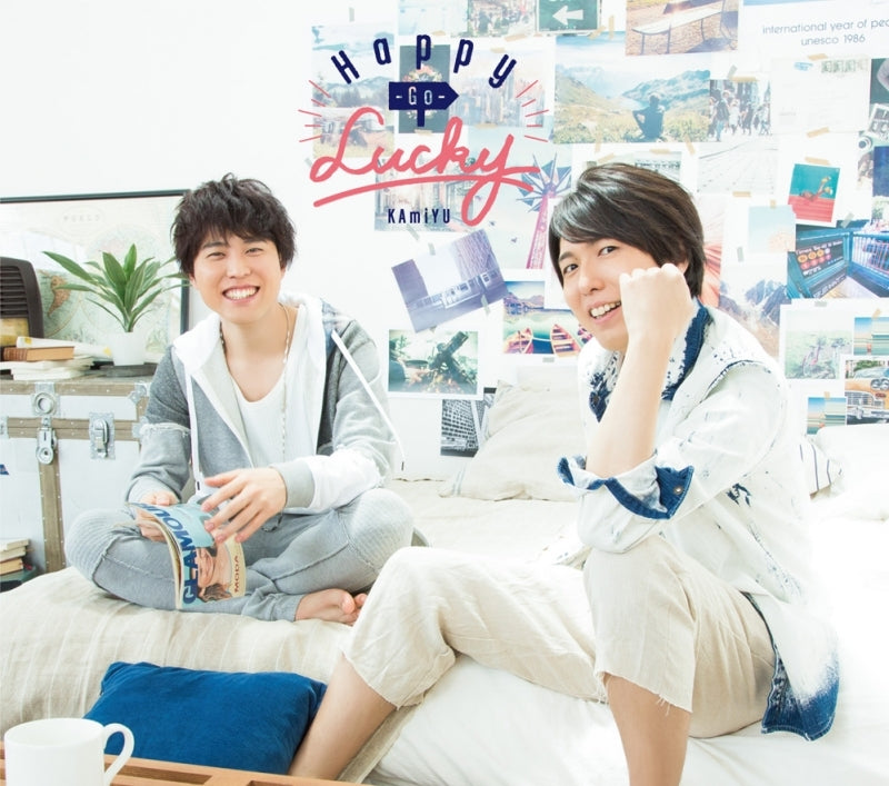 (Album) Happy-Go-Lucky by KAmiYU [Deluxe Edition]