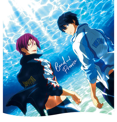 (Soundtrack) Free! The Movie: Timeless Medley Original Sound Track - Bond and Promise