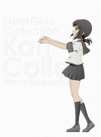 (Blu-ray) KanColle: The Movie [animate Limited Edition]