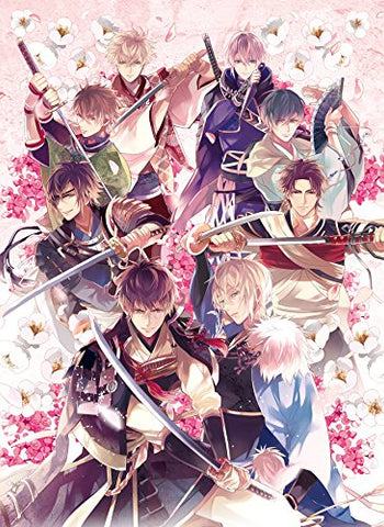 [Set] (Vita) Ikemen Sengoku ◆ Romances Across Time: New Encounters (Toki wo Kakeru Koi: Aratanaru Deai) [Limited Edition, animate Limited Set]