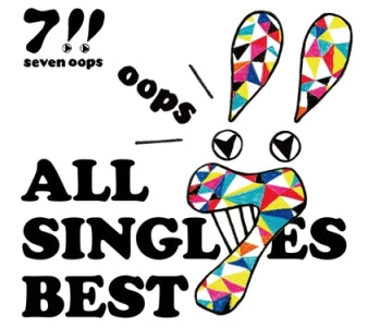 (Album) ALL SINGLES BEST by 7!! [First Run Production Limited Edition]