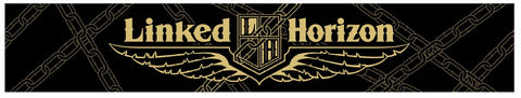 (Goods) Linked Horizon Live Tour 2017: Shingeki no Kiseki Neck Towel