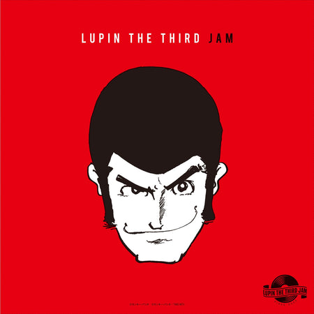 [a](Album) LUPIN THE THIRD JAM -LUPIN THE THIRD REMIX- [Vinyl Record]
