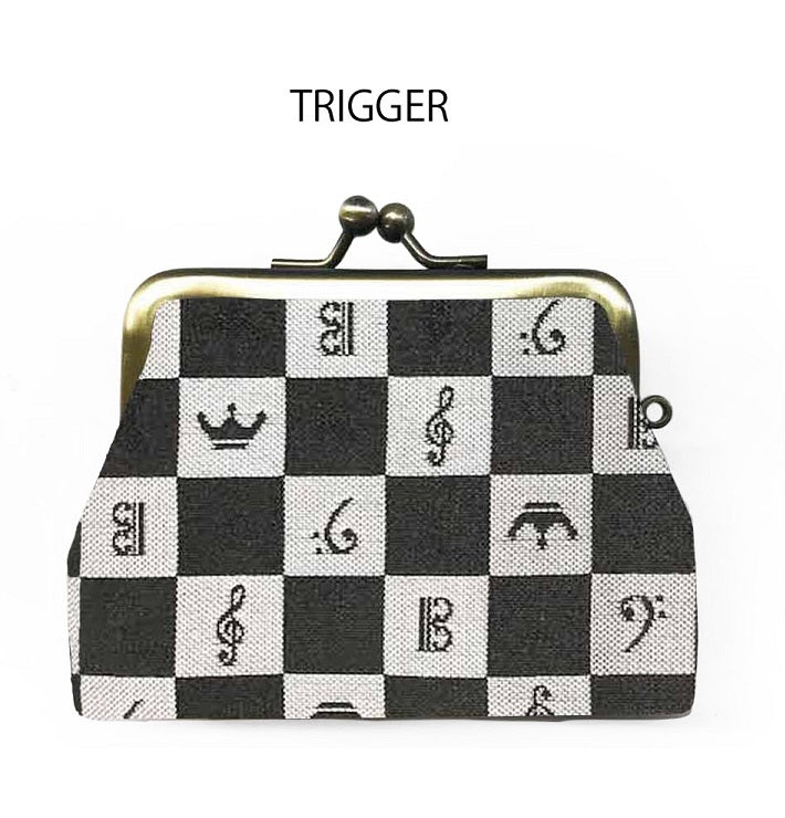 (Goods) IDOLiSH7 Nishijin Silk Snap Purse - TRIGGER