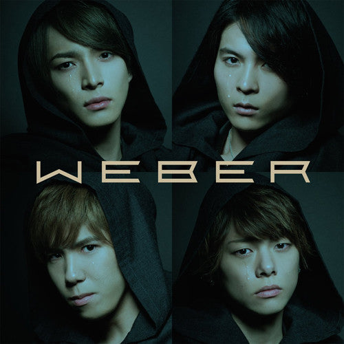 (Maxi Single)WEBER/Ookami no Namida [w/ DVD, Limited Edition / Type A]