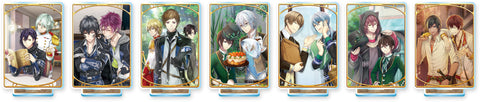 [※Blind Box] (Goods) Ikemen Revolution: Love & Magic in Wonderland Trading Acrylic Stand - Cards Vol. 2