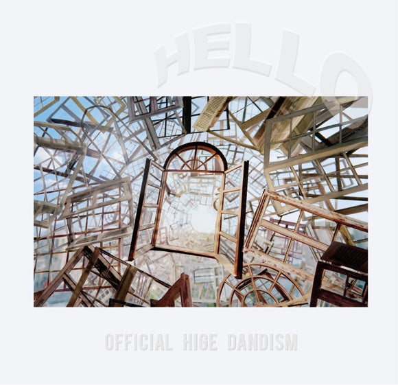 (Maxi Single) HELLO EP by Official Hige Dandism [w/ DVD]