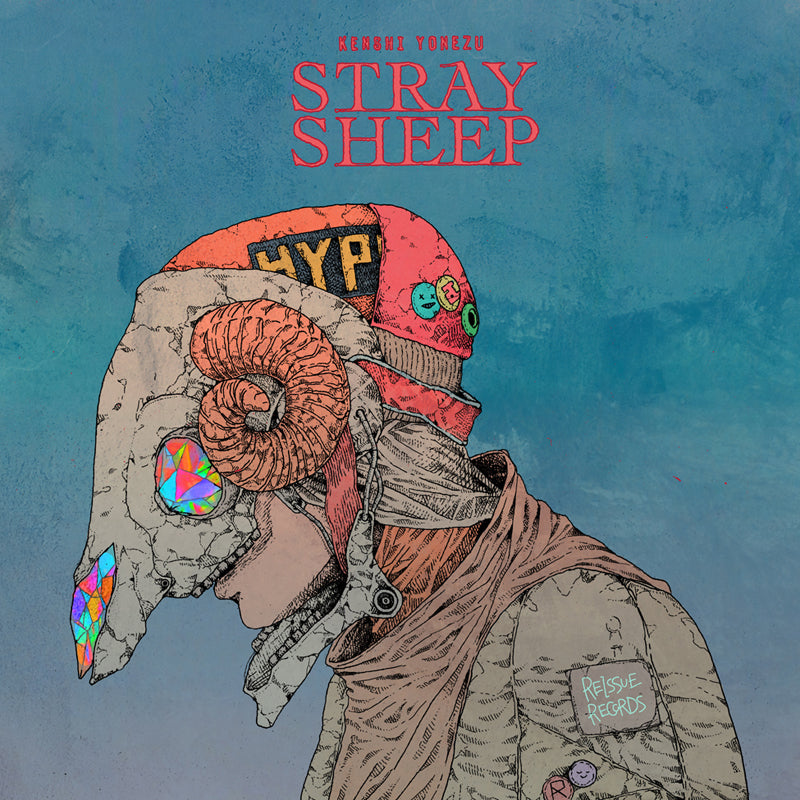 (Album) STRAY SHEEP by Kenshi Yonezu [Artbook Edition (CD + DVD + Artbook)