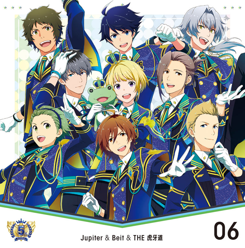 (Character Song) THE IDOLM@STER SideM 5th ANNIVERSARY DISC 06 Jupiter & Beit & THE KOGADOU