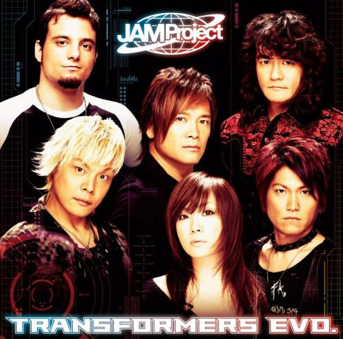 "(Theme Song) TV ""Transformers Animated"" OP: Transformers Evo. / JAM Project"