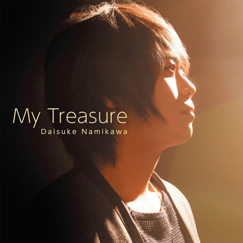 (Maxi Single) Daisuke Namikawa / My Treasure [Regular Edition]