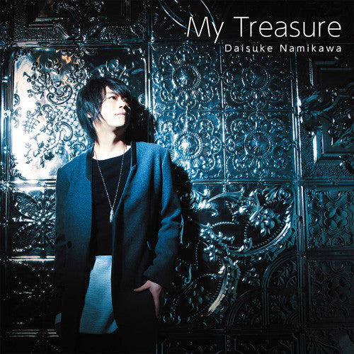 (Maxi Single) Daisuke Namikawa / My Treasure Deluxe Edition [w/ DVD, Limited Edition]