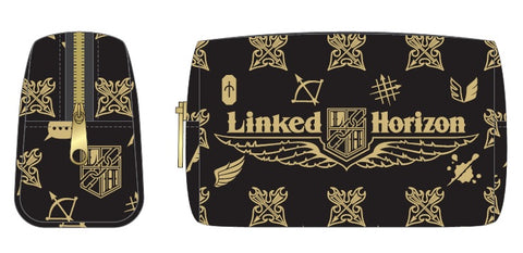 (Goods) Linked Horizon 2nd Album: Shingeki no Kiseki Inspired Pouch