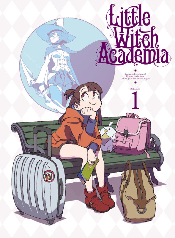(Blu-ray) Little Witch Academia Vol.1  [First-run Limited Edition]