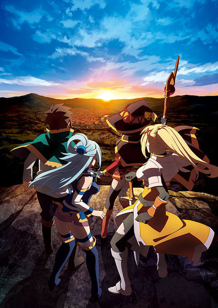 (DVD) KonoSuba 2 Vol.2 [Limited Edition]