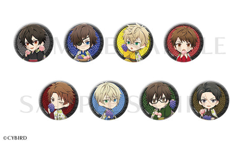 [※Blind Box] (Goods) Ikemen Sengoku: Love That Leaps Through Time Trading Button Badge - Fruit Harvest