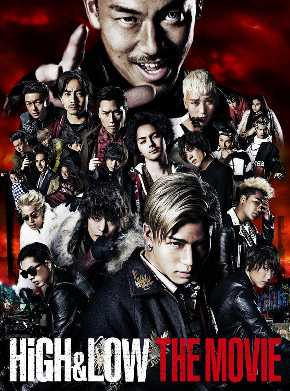(DVD) HiGH & LOW THE MOVIE [Regular Edition]
