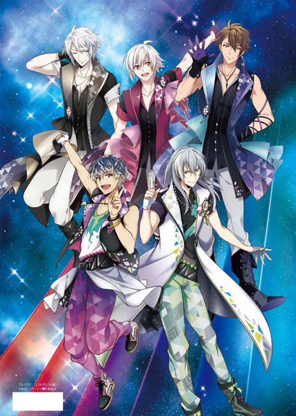 (Goods) IDOLiSH7 1st LIVE Road To Infinity Pamphlet