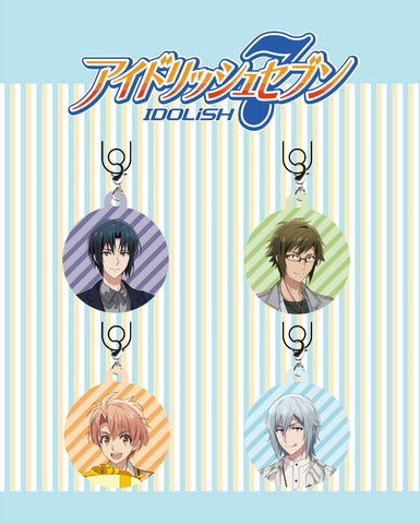 (Goods) IDOLiSH7 Metal Charm Set A