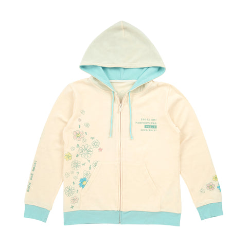 (Goods) IDOLiSH7 Fan Thanksgiving: Kimi to Motto x2 Ai wo Kataranaito! Hoodie