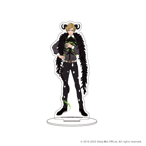 (Goods - Stand Pop) Obey Me! Character Acrylic Figure 04: Satan Animate International