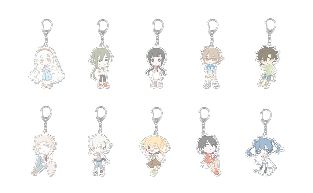 [※Blind Box] MX4D™ Kagerou Daze -in a day's- Acrylic Keychain Collection