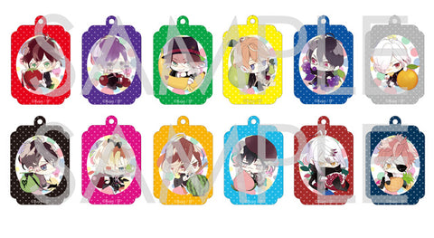 [※Blind Box](Goods) DIABOLIK LOVERS: TRADING ACRYLIC STRAP Vol.2