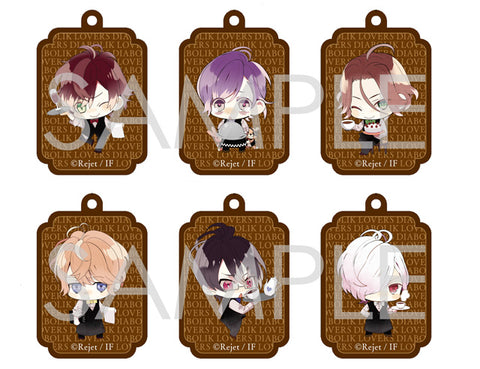 [※Blind Box](Goods) DIABOLIK LOVERS: TRADING ACRYLIC STRAP Vol.3