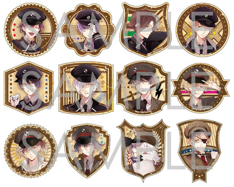 [※Blind Box](Goods) DIABOLIK LOVERS: ACRYLIC BADGE