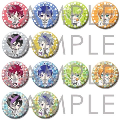[※Blind Box](Goods) MARGINAL#4: BUTTON BADGE 2015 Vol.1