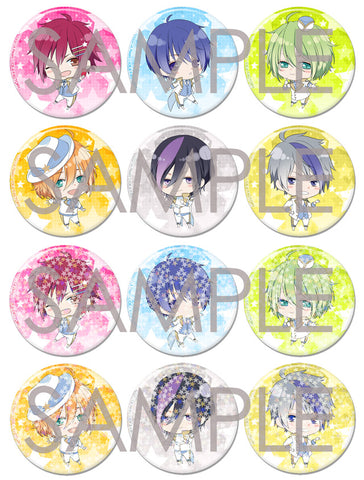 [※Blind Box](Goods) PYTHAGORAS PRODUCTION: BIG BUTTON BADGE 2015 vol.3