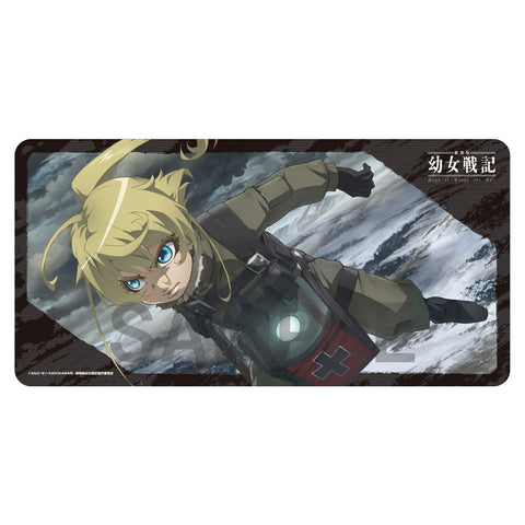 (Goods) Rubber Playmat Collection Saga of Tanya the Evil: The Movie