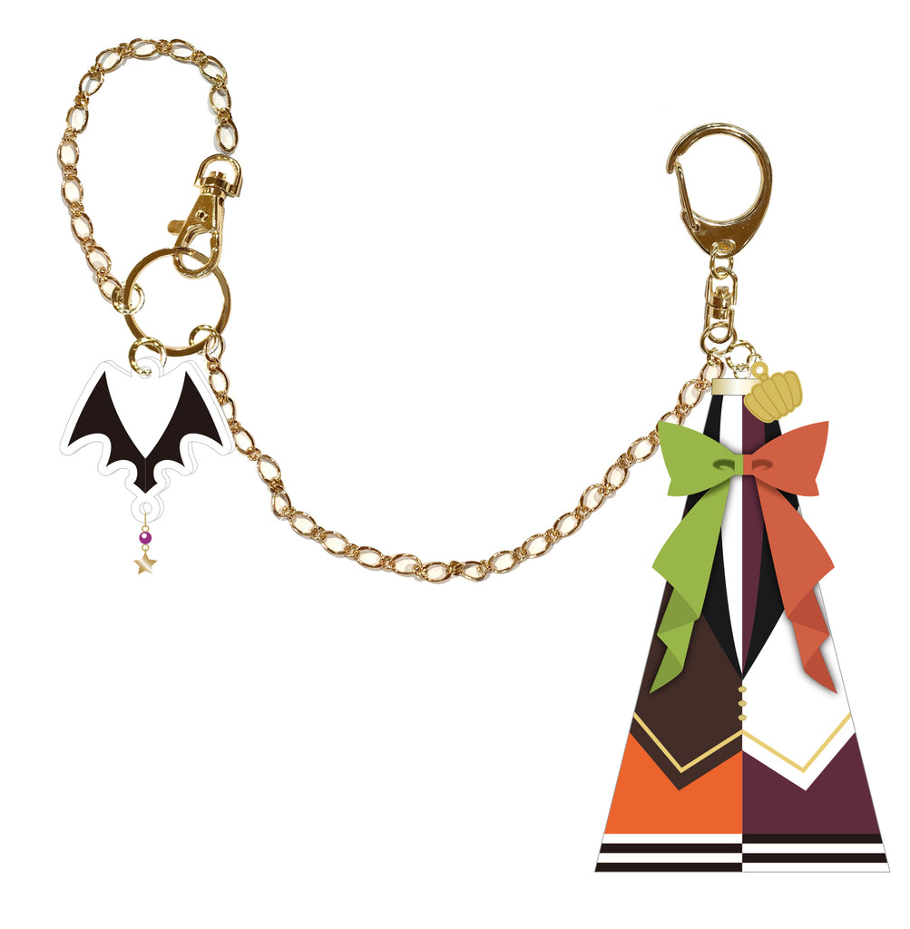 (Goods) Ensemble Stars! Yumenosaki Private Academy Store Halloween Party Costume Design Bag Charm 2wink