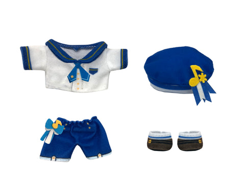 (Goods) Ensemble Stars: Yumenosaki Private Academy Store Plush Costumes - Nazuna Nito