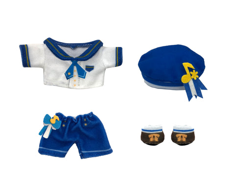(Goods) Ensemble Stars: Yumenosaki Private Academy Store Plush Costumes - Tomoya Mashiro