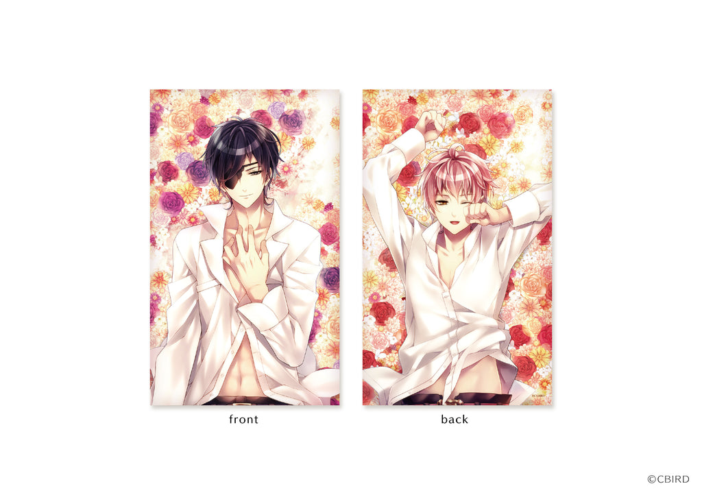 (Goods) Midnight Cinderella Cushion - (Byron/Nico) Blossoming Boyfriends ver.