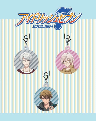 (Goods) IDOLiSH7 Metal Charm Set C