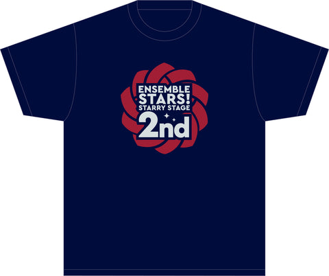 (Goods) Ensemble Stars Starry Stage 2 - T-Shirt (One Size)