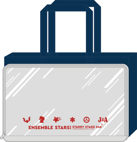 (Goods) Ensemble Stars Starry Stage 2 - Clear Bag for Decoration