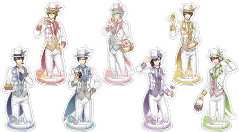 [※Blind Box] (Goods) Ikemen Revolution: Love & Magic in Wonderland Trading Acrylic Stand - Rabbits