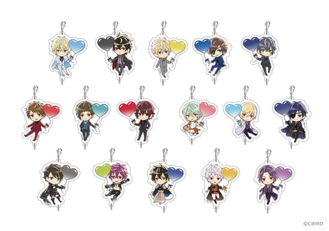 [※Blind Box](Goods) Ikemen Series Acrylic Trading Charm - Top Ikemen Boyfriend 2017 Finalist Commemoration Ver.