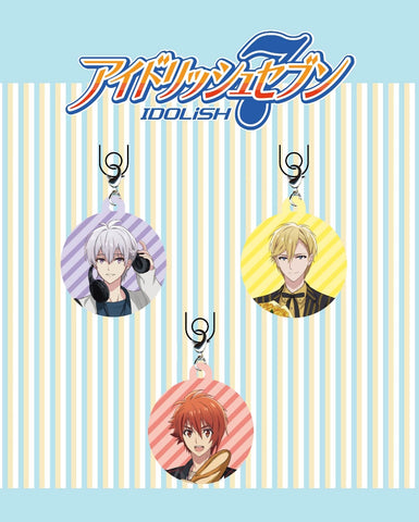 (Goods) IDOLiSH7 Metal Charm Set B