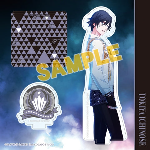 (Goods - Stand Pop) Uta no Prince-sama Acrylic Figure Plate Mystic Light Ver. - Tokiya Ichinose [animate Exclusive] (Re-release)