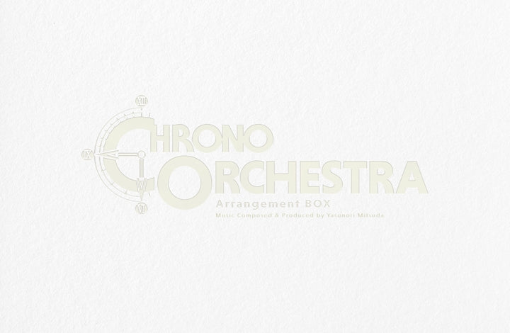 (Album) CHRONO Orchestral Arrangement BOX [Complete Production Run Limited Edition]