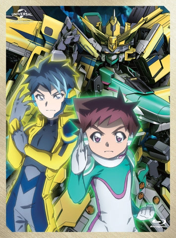 (Blu-ray) Shinkansen Henkei Robo Shinkalion Blu-ray BOX 3 [Regular Edition]