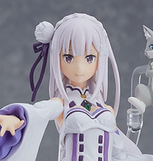 (Action Figure) Re:ZERO -Starting Life in Another World- figma Emilia