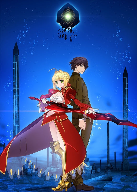 (Blu-ray) TV Fate/EXTRA Last Encore 2 [Production Limited Edition] Animate International