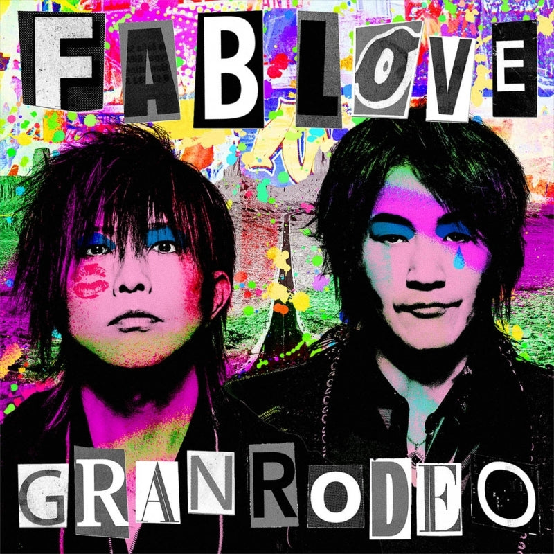(Album) FAB LOVE by GRANRODEO [First Run Limited Edition]